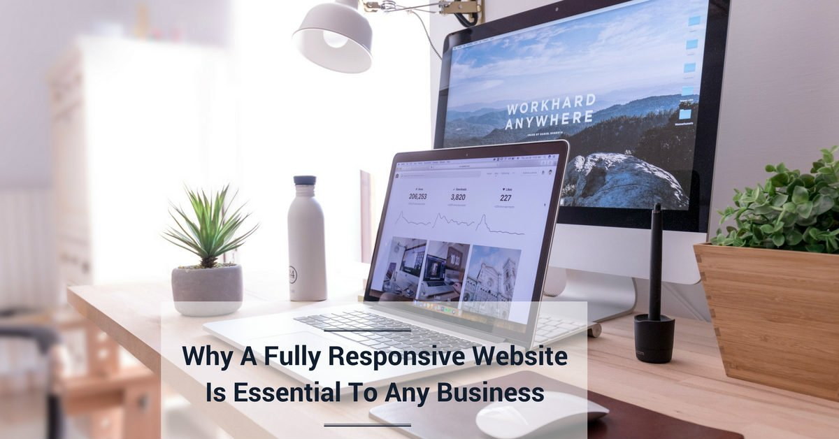 Growth Gurus Digital Marketing - Why a fully Responsive Website is essential to any business