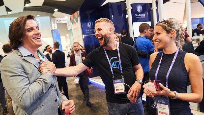 Malta Blockchain Summit - Blockchain Marketing Growth Gurus 3