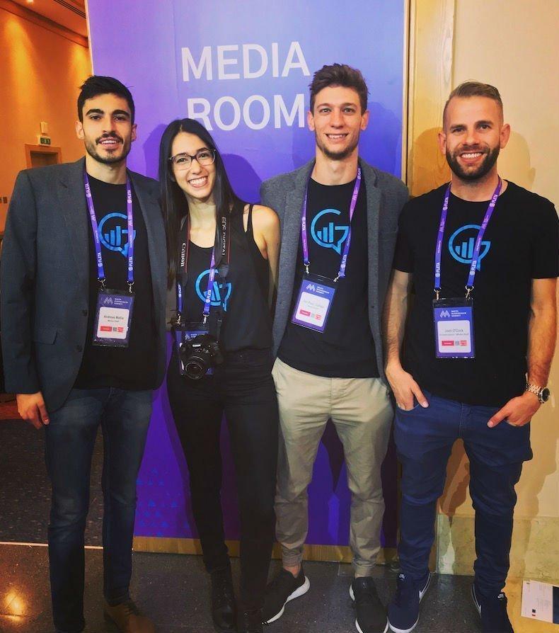 Malta Blockchain Summit - Blockchain Marketing Growth Gurus 7