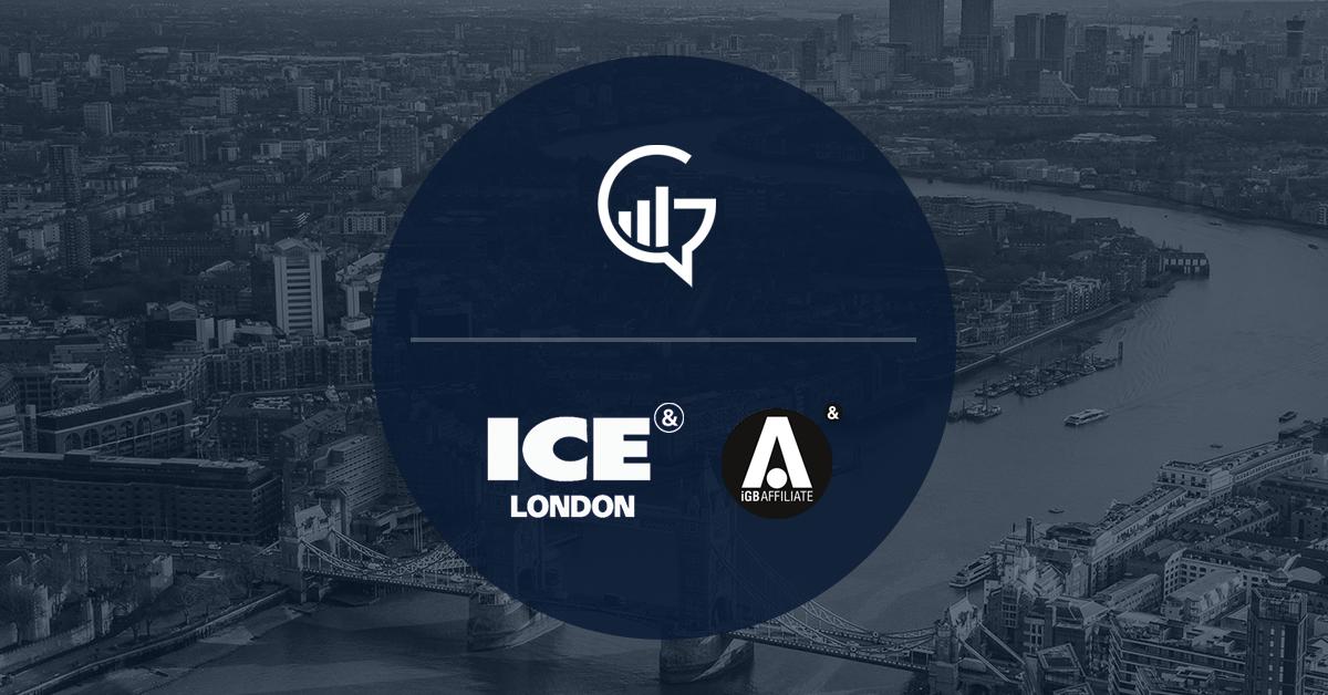 Growth Gurus at ICE LONDON